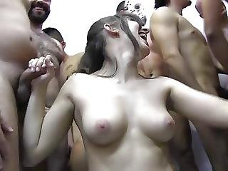 Gif naked throat fucked