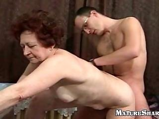 Seventy Plus Grandma Ria
