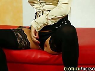 Babe, Blowjob, Classy, European, Fucking, Glamour, Handjob, Hardcore, Heels, Masturbation, Satin, Stocking, Threesome, Whore