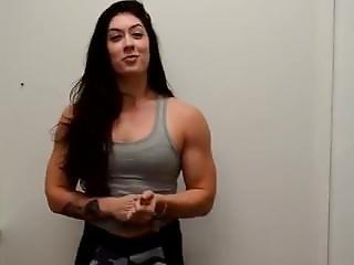 Natasha Aughey Workout