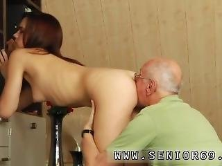 Pervert Old Man Every Chunk On The Right Place...