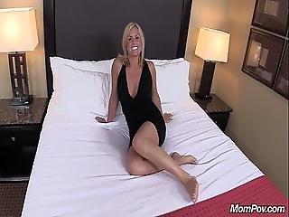 Blonde, Room, Strak, Hotel, Milf, Pov, Poes