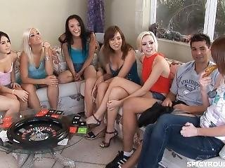 Spicy Roulette - Teen Roulette (full Video)