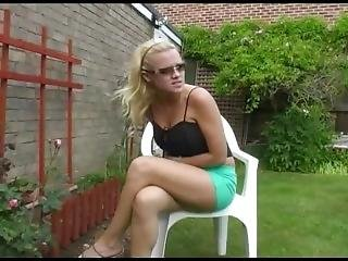 Wetting Her Pantys Compilation #14