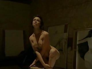 French Girl Naked In A Fench Film