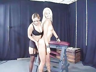 Bondage Bitch Interviews - Scene 3