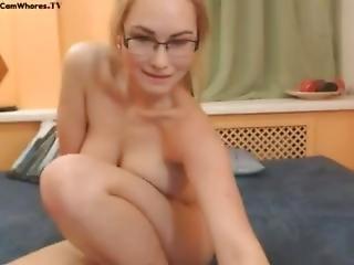 amateur, doigtage, masturbation, chatte, Ados, webcam