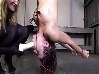 Interrogated And Electrocuted