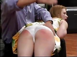 Spanking Girls Backdoor Man