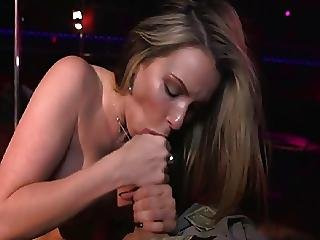 Horny Stripper Wants This Customers Big Dick