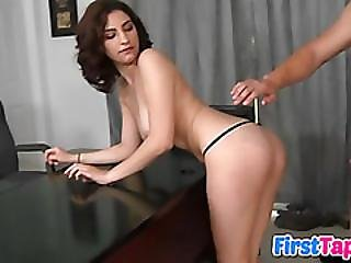 Mouna Leesa In Her First Sex Tape