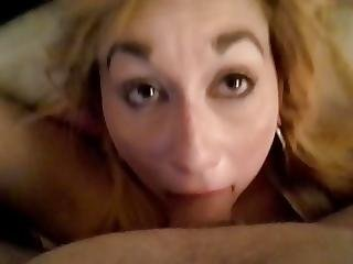 Wife Gags While Throat Fucked Till Cim