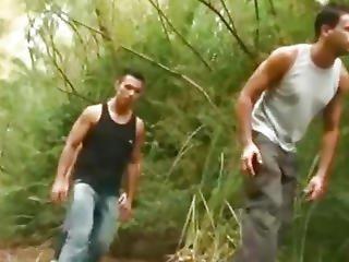 Hung Latinos Leandro And Paul Fucking