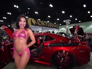 Import Nights Sexy Glamour Models & Grid Girls Mv 2017