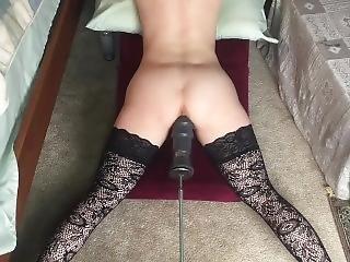 Tiny Girl Fucked By Machine
