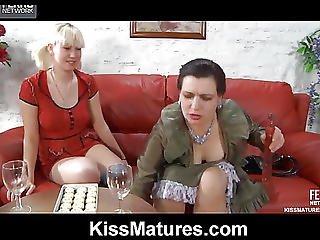Drunk, Fetish, Lesbian