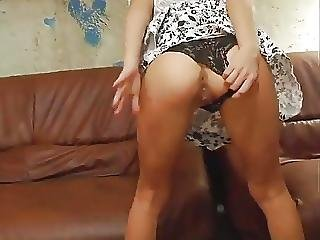 Damn Lovely Russian Home Video