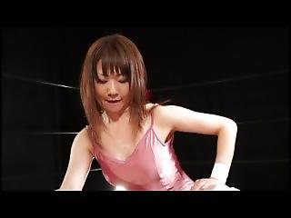 Japanese Mixed Sex Fight & Battle Fuck(wrestling) Bse-01