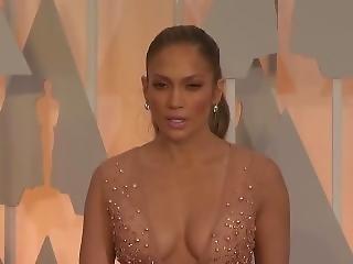 Jennifer Lopez - Red Carpet Fashion 2015 (oscars)