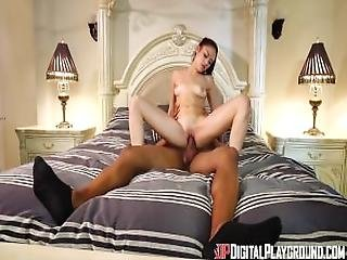 Digital Playground  Asian Wife Fucks Huge Black Dick
