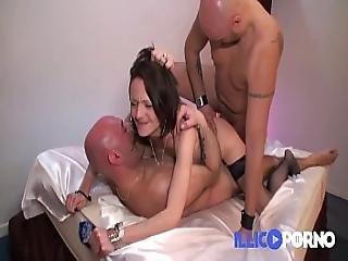 Double Vaginale Pour Oceane Full Video - French Amateur Illico Porno