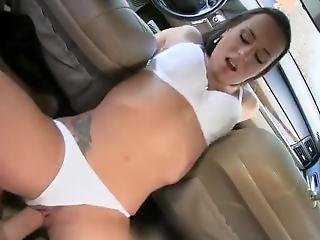 Backseat Fuck Session
