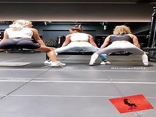 Vanessa Hudgens And Hsr Friends Twerking