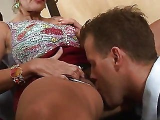 Bigtit Cougar Hairy Pussy Pounded