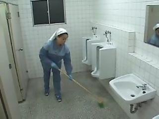 Nurse Dont Want Cleaner Will Take  Miscellaneous Japanese
