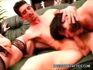 Penis Tugging Fatties