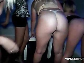 Dick Sharing And Gangbanging In The Vip Room