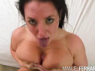 anal, engel, røv, stor røv, stort bryst, sæd, sædshot, hardcore, pornostjerne, slut, hvid