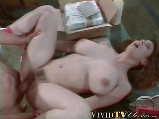 Milf Has Her Tight Hole Stretched By A Hung Hunky Studs Cock