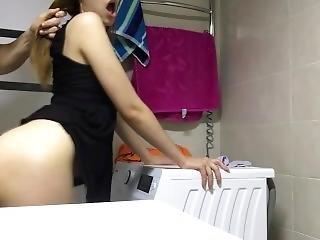 Hot Teens Fucking At Party In Bathroom - Via Hub