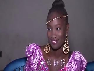 Africana, Cuecas