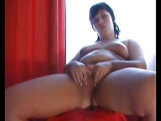 Bbw, Big Boob, Boob, Butt, Fat, Fingering, Masturbation, Pink, Pussy, Teen, Wet