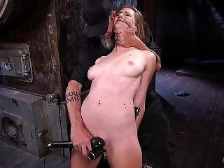Bondage Bad Ass Suffers In Grueling Bondage And Brutal Torment