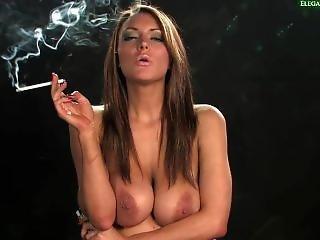 Jenna Hoskins Smoking 6 (js)