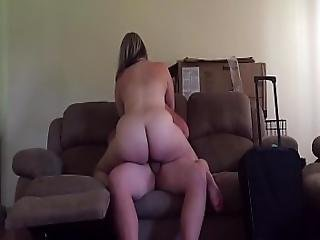 Pawg Wife Takeing Hard Pounding