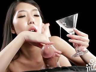 asiatisch, luder, ladung, gangbang, harter porno, japanisch