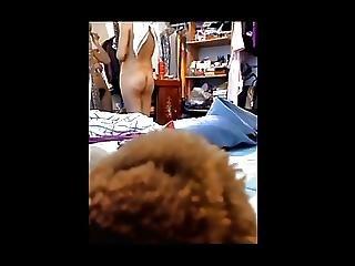 Espiando A Hermanas Camacho Con Webcam