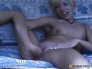 Babe Fucks With Guy