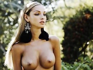 strapon domina naken norsk kjendis
