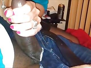 Granny Viola Just Sucking Bbc