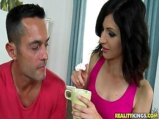 Reality Kings - Hot Foursome Lick It Right