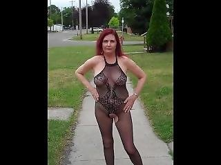 Redhot Redhead Show 7-12-2017 (part 3 Public Nudity)