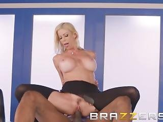 Brazzers - Alexis Fawx Wants Some Bbc At Work
