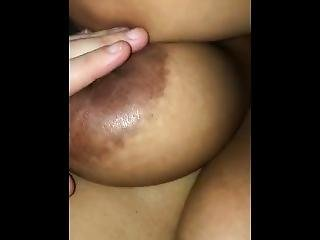 Chubby Arabic Girl With Huge Boobs And Nipples Rides Cock