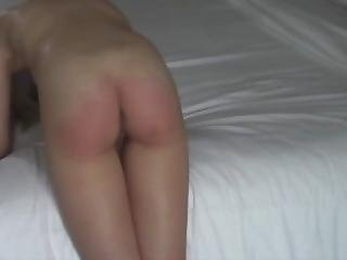 Cheating Teen Young Slut Being Punished