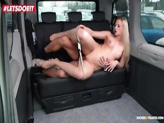 Letsdoeit Lady Wants Drivers Cock To Keep Her Warm